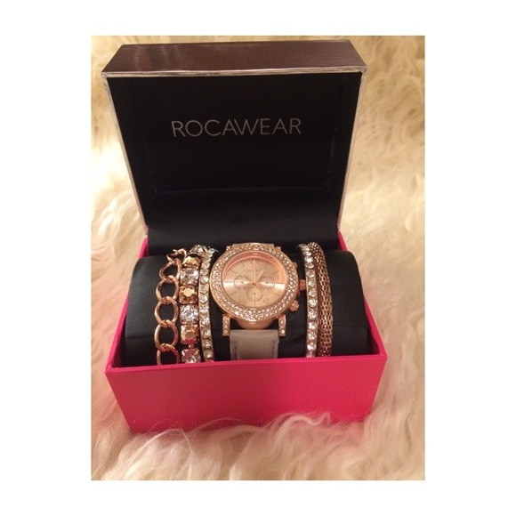 Rocawear Jewelry Womens Watch Box Set Arm Candy Poshmark